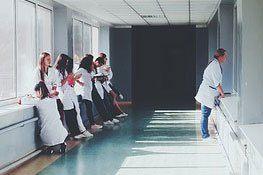 Pest Control Service Hospital